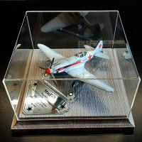 Миг-3. Сувенирная модель самолета. Масштаб 1:48